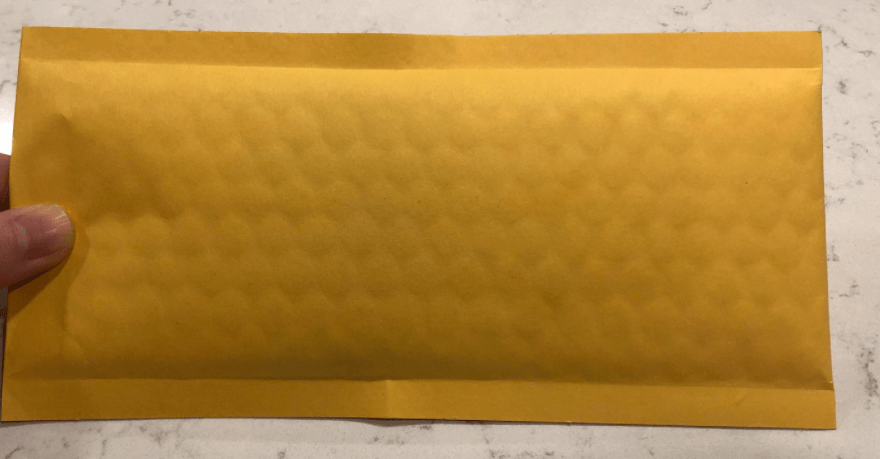How Many Stamps For A Bubble Mailer