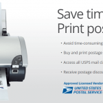 How To Print Postage Stamps Online?